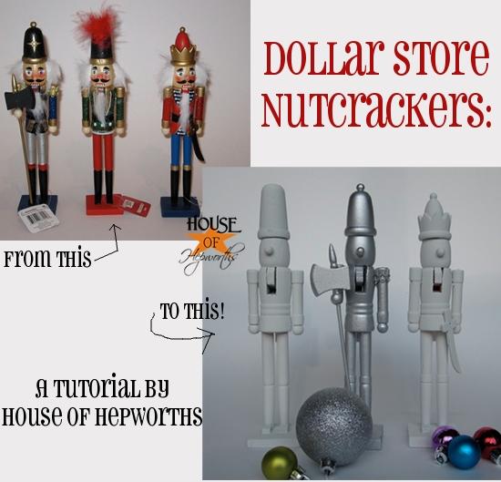 Novelty Nutcrackers Dollar Store Style
