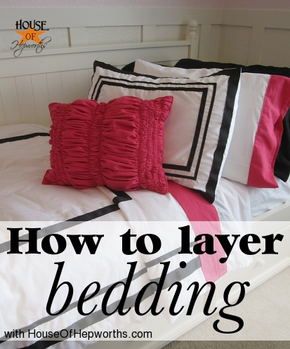 pbteen inspired bed sheets diy tutorial bedding week