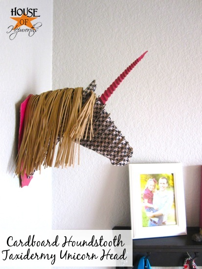 How To Make A Paper Mache Unicorn Head