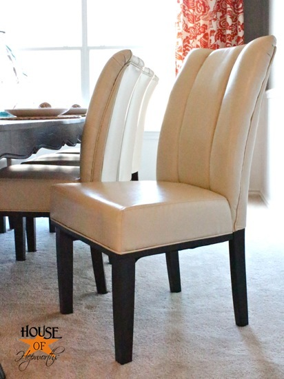 Perfect As for my half finished dining chairs that I still own I am going to be listing them on craigslist as is I um hoping some fabulous upholsterer will snatch