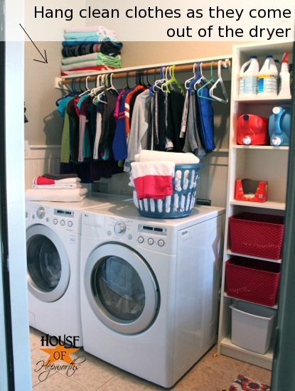 to finish the room and call it i need to add the crown moulding around the top of the builtin shelves in the mud room area