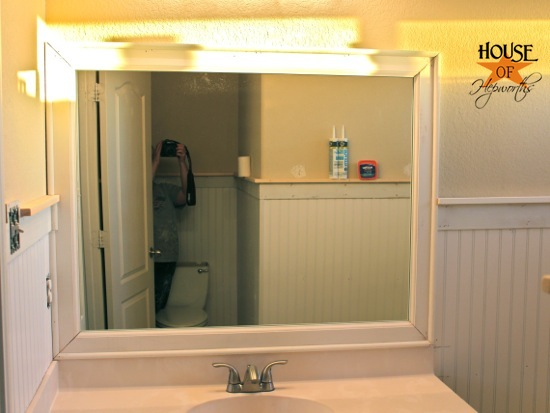 Perfect  Two Mirrors  Kids Bath  Pinterest  Master Bath Sconces And Mirror