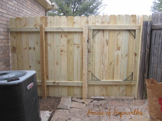 How To Build A Gate For A Fence