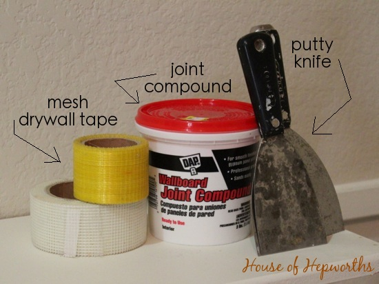 Knowing How To Repair Large Sections Of Drywall Is A Good Skill To Have