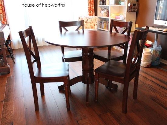 The multi-purpose dining room