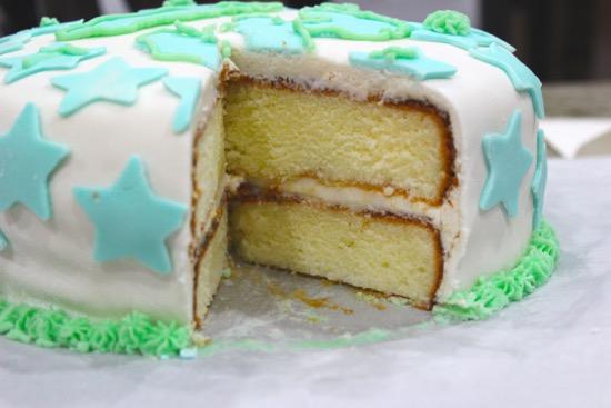 King Arthur Birthday Cake Recipe: Gluten-Free Birthday Cake W/ Fondant
