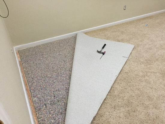 how to know if laminate floor is not laid properly