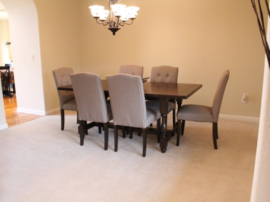 BHG Dining Room Table Review Its Not Great