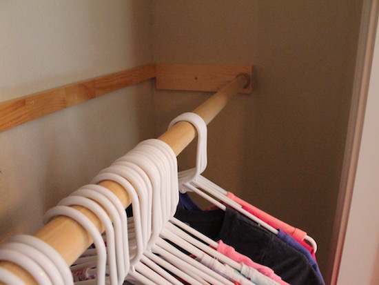 How To Build Your Own Closet Built Ins Using A Billy Bookcase (IKEA Hack)