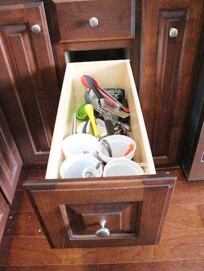 Make Your Own Drawer Dividers Organizers