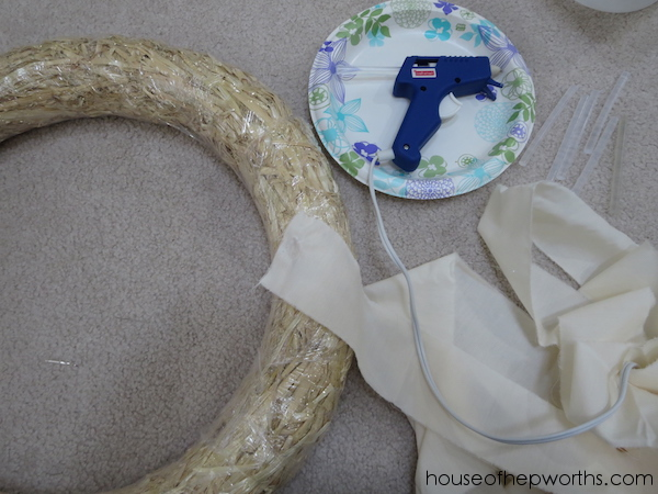 Make Your Own Fancy Ornament Wreath Easy And Inexpensive