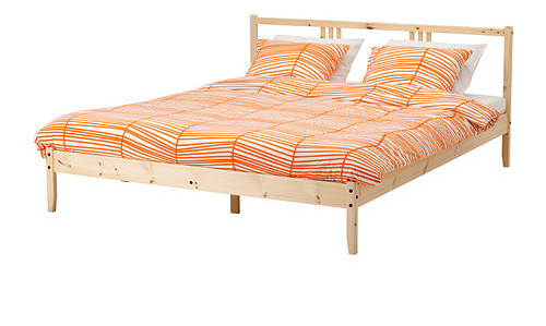 Fresh After my office was cleared out I headed to IKEA to pick up supplies I purchased the cheapest bed frame they sell u