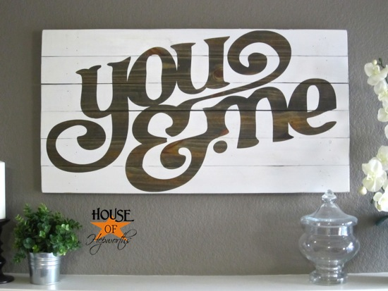 You Amp Me Custom Farmhouse Artwork Tutorial House Of