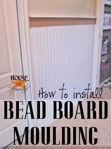 Face Lift How To Install Beadboard