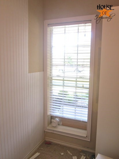 Laundry Room Face Lift How To Install Beadboard House Of Hepworths