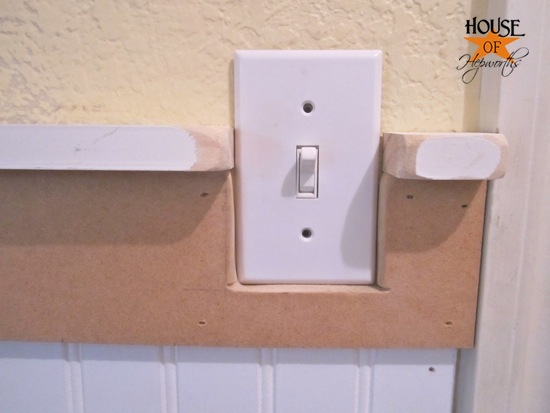 Laundry Room Face Lift How To Install Beadboard House Of