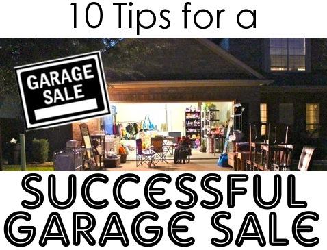 10 Tips For Having A Killer Garage Sale House Of Hepworths