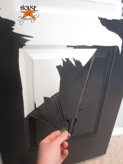 I See A White Door And I Want It Painted Black House Of