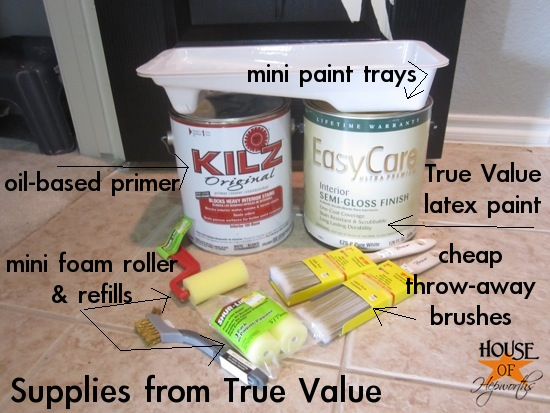 How to choose the right kind of paint (no peeling paint!) - House of