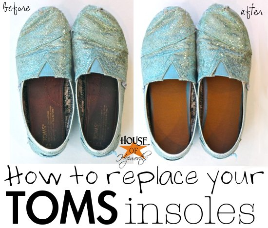 8d35fd077b8c Just one little bit of advice before you begin — don t buy insoles that are  much thicker than the original pair or else your shoes will be too tight  across ...