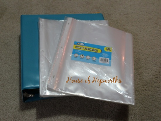 24-pocket bound sheet protector presentation book walmart. Com.