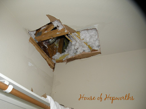 Knowing How To Repair Large Sections Of Drywall Is A Good