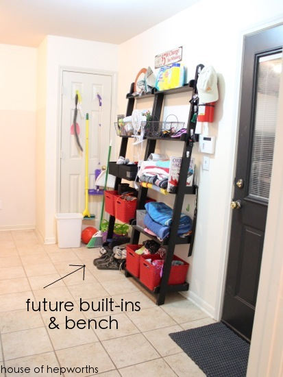 Rooms: Our Plans For The Laundry Room & A Fun Addition To The