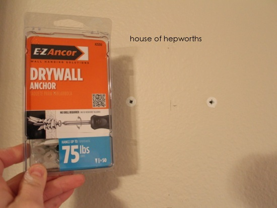 How To Hang A Heavy Full Length Leaner Mirror On The Wall House Of