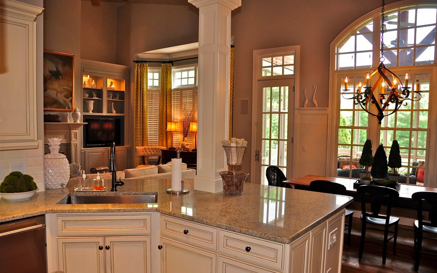 Let's Talk Kitchens. Or More Specifically, My Kitchen