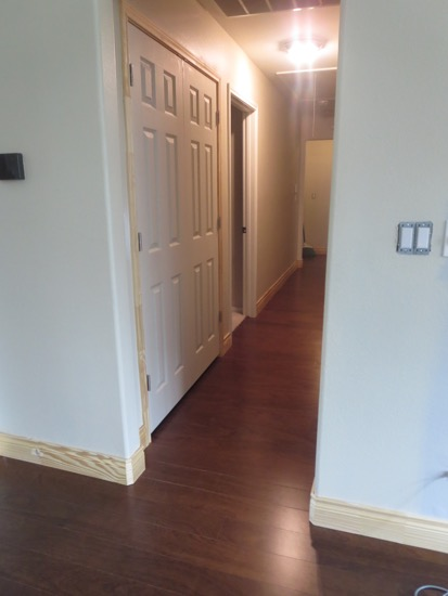 Amazing Widening A Single Door To Double Doors In The Hall Closet   House Of  Hepworths