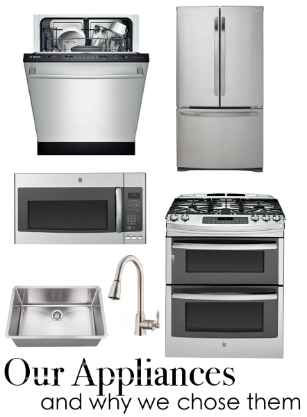 The Skinny On All Our New Kitchen Appliances Bosch Ge