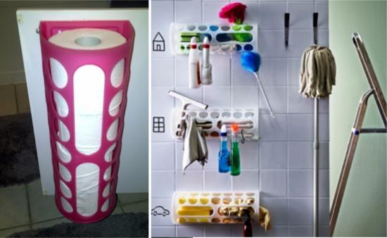 35 Uses For Ikea S Variera Plastic Bag Dispenser House