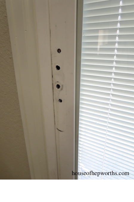 My sliding door handle broke  Here's how I replaced it