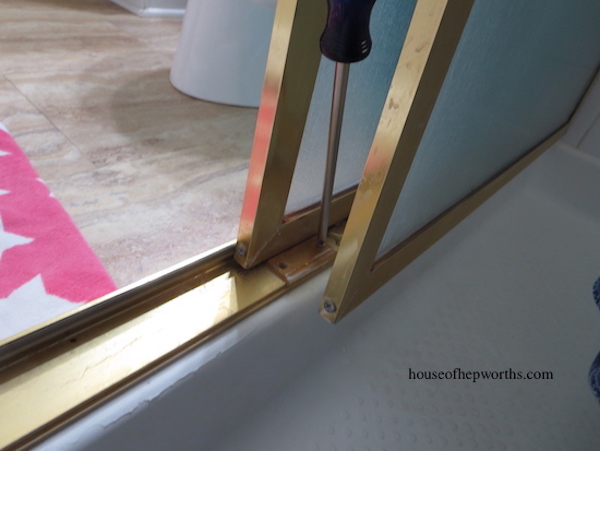 How To Fix A Sliding Shower Door Guide House Of Hepworths