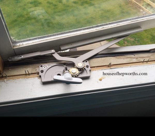 How To Fix A Broken Window Crank Casement Operator
