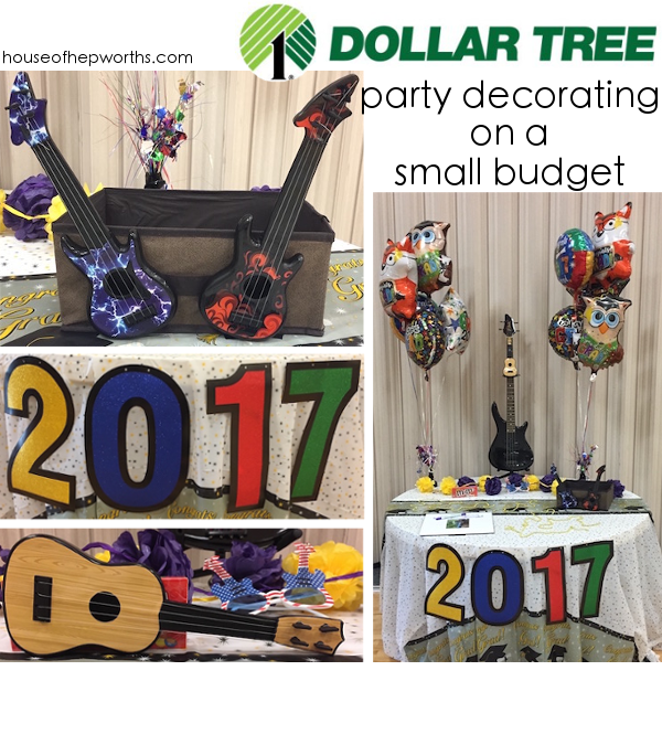 Stupendous Party Decorating On A Small Budget Dollar Store Ideas Home Interior And Landscaping Sapresignezvosmurscom