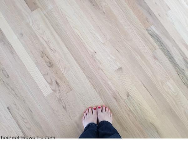 Refinishing Hardwood Floors Part 3