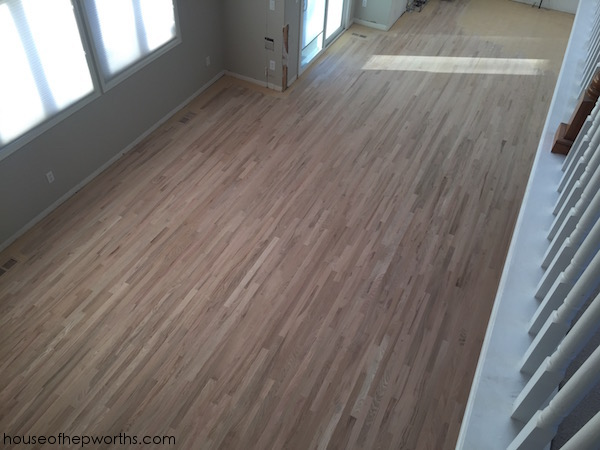 Refinishing Hardwood Floors Part 2 Sanding For Days House Of