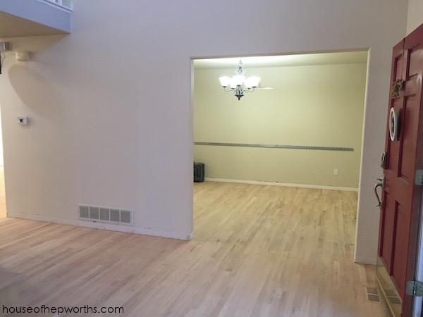 Refinishing hardwood floors, part 2 – sanding for days