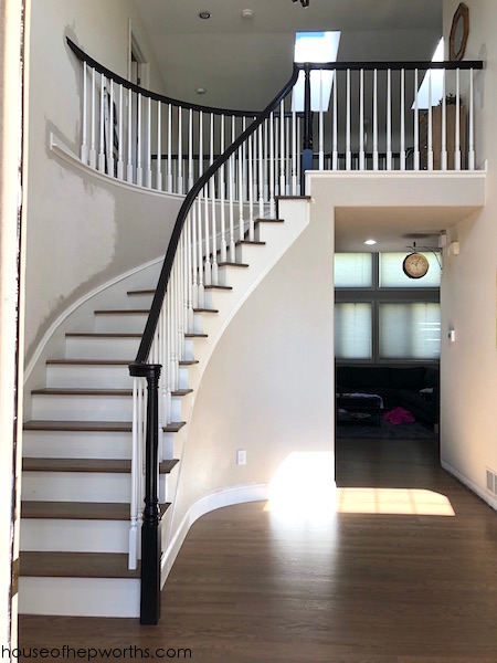 An Amazing Staircase Makeover From Carpet To Wood