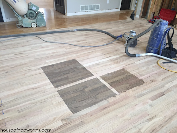 Refinishing Hardwood Floors Part 3