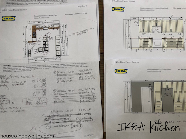 Building your own custom IKEA kitchen    the planning ...