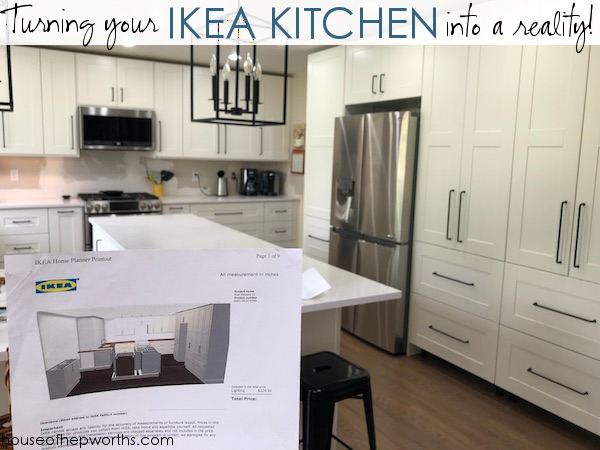 Building Your Own Custom Ikea Kitchen The Planning Ordering Process House Of Hepworths