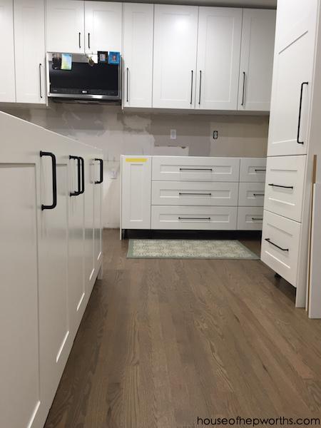 How to install hardware like a pro - IKEA kitchen renovation ...