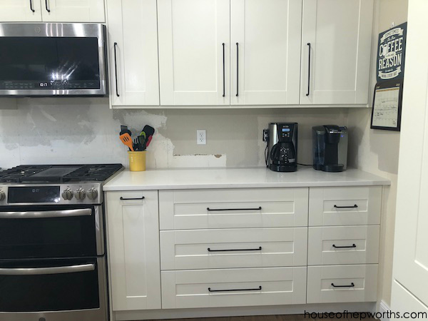 How To Install Hardware Like A Pro Ikea Kitchen Renovation