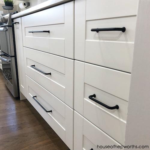 How to install hardware like a pro - IKEA kitchen renovation - House
