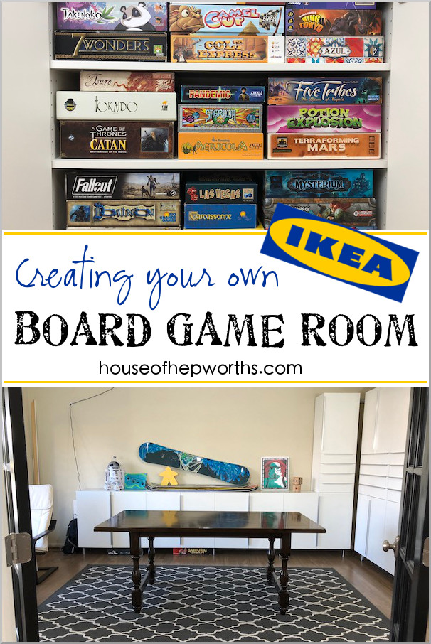 turn a formal living into a board game room www.houseofhepworths.com
