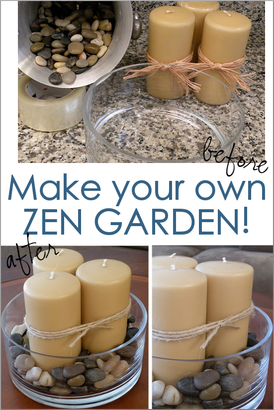 Make Your Own Zen Garden. Www.houseofhepworths.com